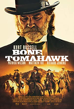 movie poster of Bone Tomahawk
