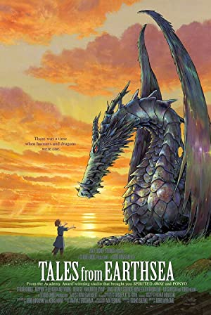 movie poster of Tales from Earthsea