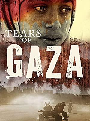 movie poster of Tears of Gaza