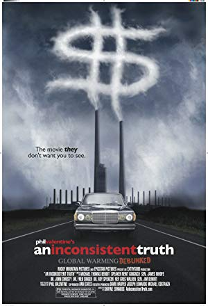 movie poster of An Inconsistent Truth