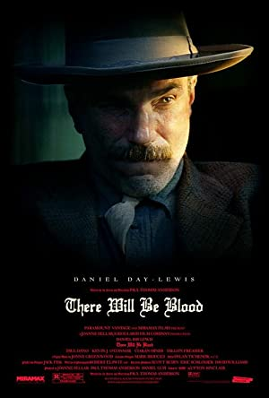 movie poster of There Will Be Blood