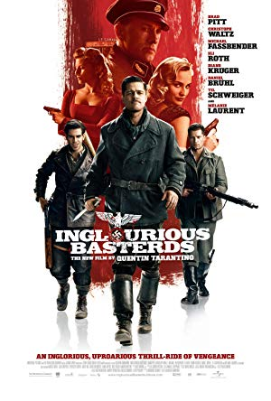 movie poster of Inglourious Basterds