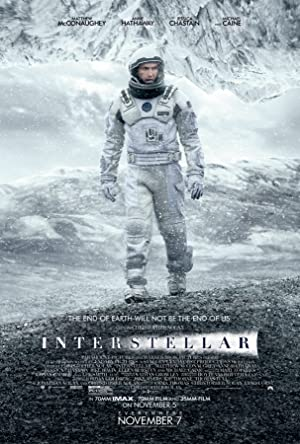 movie poster of Interestelar