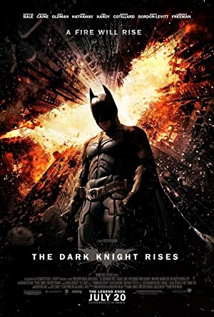 movie poster of Batman - O Cavaleiro das Trevas Ressurge