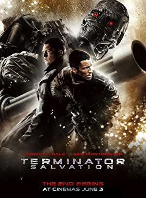 movie poster of Terminator Salvation