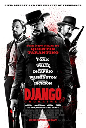 movie poster of Django Unchained