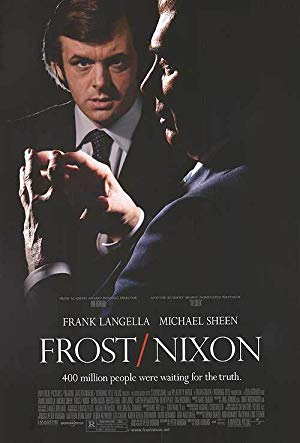 movie poster of Frost/Nixon