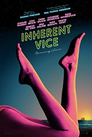 movie poster of Inherent Vice