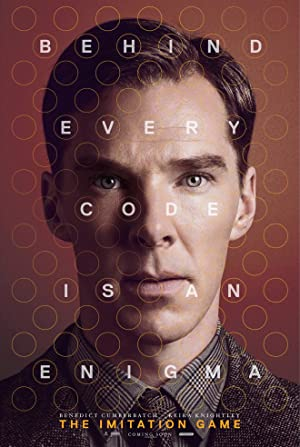 movie poster of The Imitation Game
