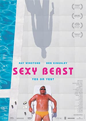 movie poster of Sexy Beast