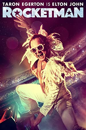 movie poster of Rocketman