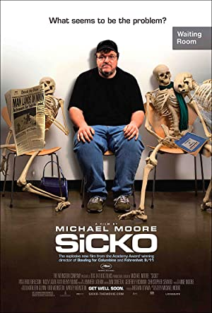 movie poster of Sicko