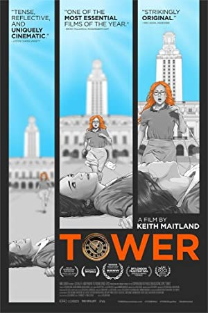 movie poster of Tower