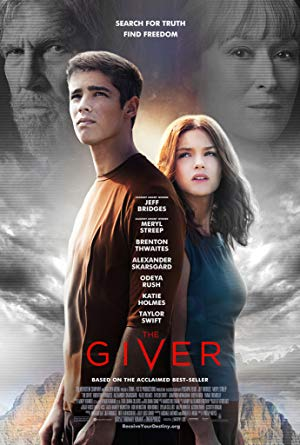 movie poster of The Giver