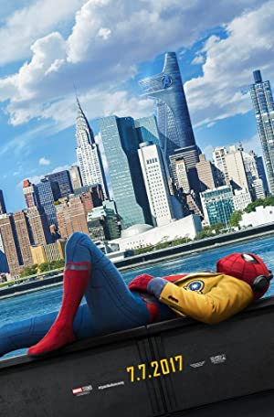 movie poster of Spider-Man: De regreso a casa