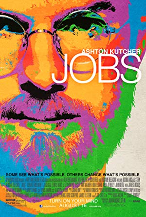 movie poster of Jobs