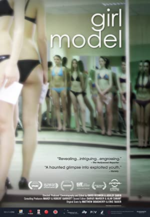 movie poster of Girl Model