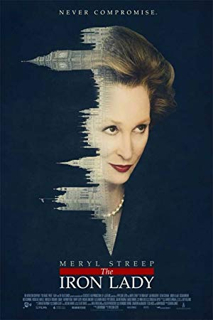 movie poster of The Iron Lady