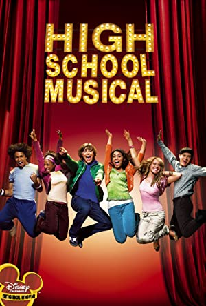 movie poster of High School Musical