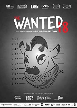 movie poster of The Wanted 18