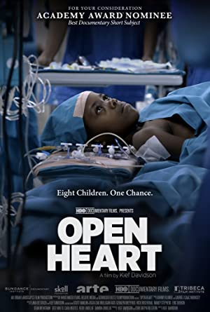 movie poster of Open Heart
