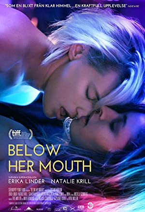 movie poster of Below Her Mouth