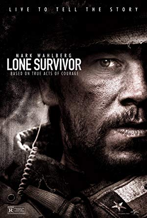 movie poster of Lone Survivor