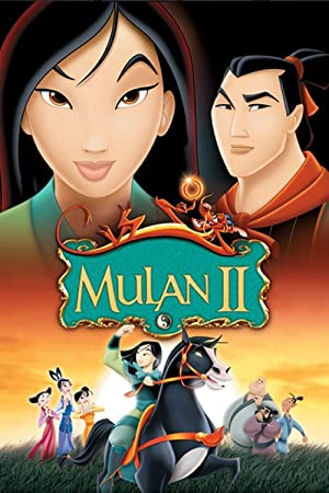 movie poster of Mulan II