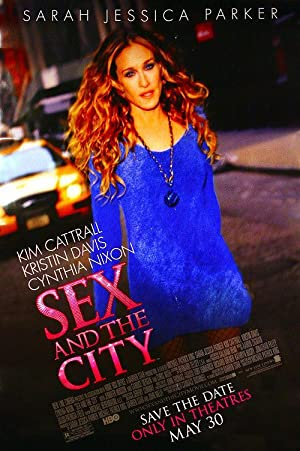 movie poster of Sex and the City