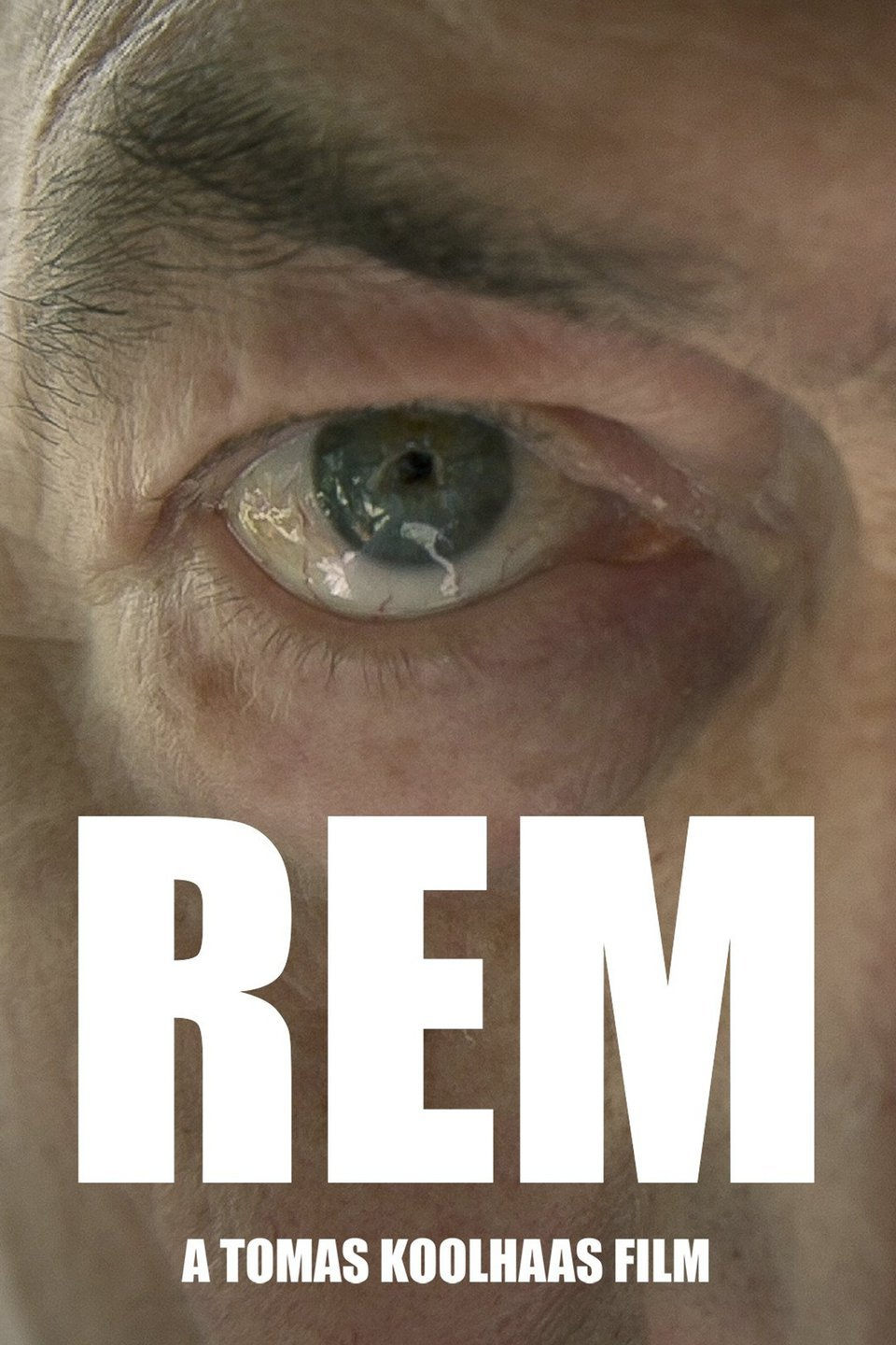 movie poster of REM: Rem Koolhaas Documentary