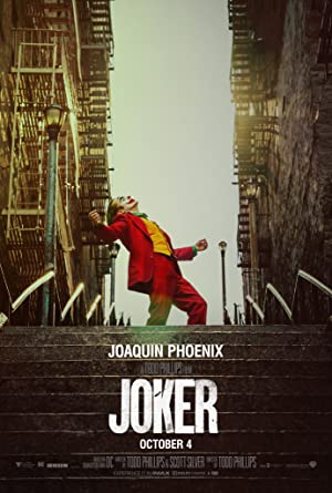 movie poster of Joker
