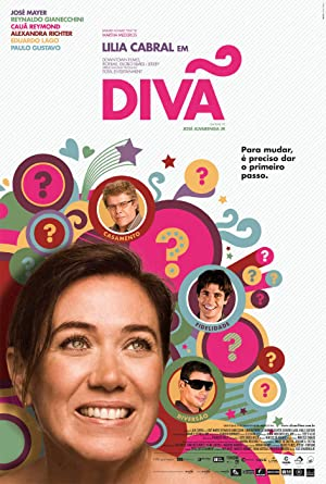 movie poster of Divã
