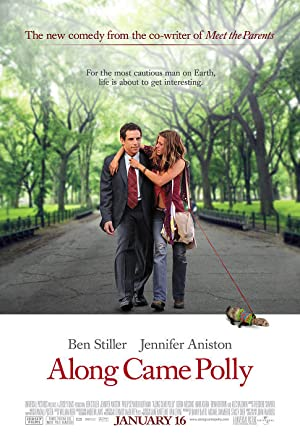 movie poster of Polly et Moi