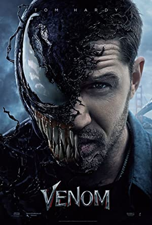 movie poster of Venom