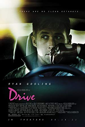 movie poster of Drive
