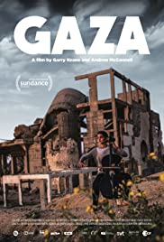 movie poster of Gaza