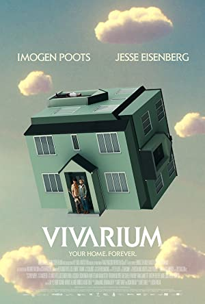 movie poster of Vivarium