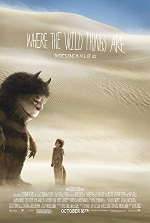 movie poster of Where the Wild Things Are