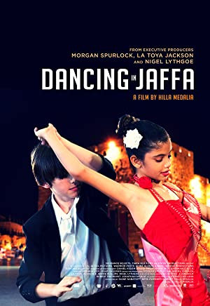 movie poster of Dancing in Jaffa