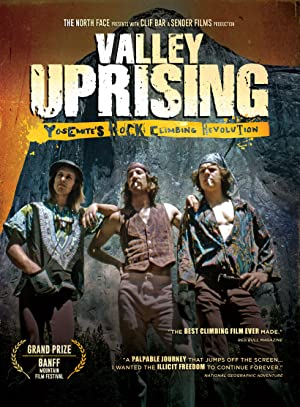 movie poster of Valley Uprising
