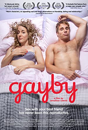 movie poster of Gayby