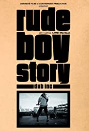movie poster of Rude Boy Story