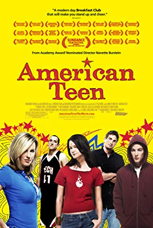 movie poster of American Teen