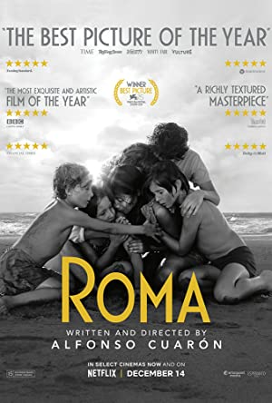 movie poster of Roma