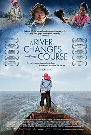 movie poster of A River Changes Course