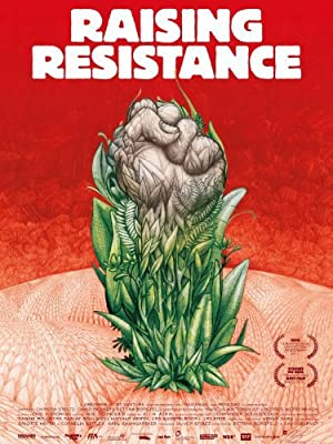 movie poster of Raising Resistance