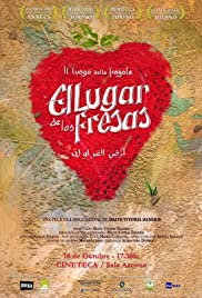 movie poster of El lugar de las fresas