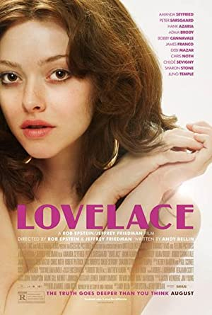 movie poster of Lovelace
