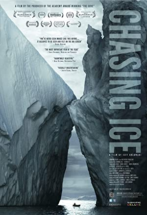 movie poster of Chasing Ice