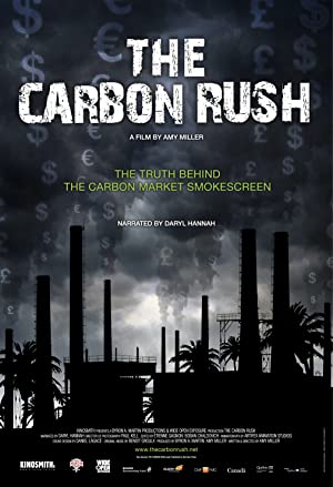 movie poster of The Carbon Rush